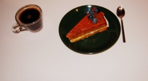 Piernikowe ciasto z dyni